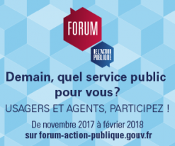 Forum de l'Action Publique #ForumAP2022