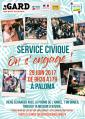 Service civique: on s'engage!