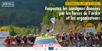Tour de France 2016 : Jeudi 14 juillet 2016, le Tour de France traversera le Gard