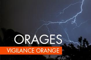 Vigilance orange - Point de situation n°3