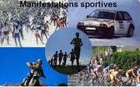 Manifestations sportives