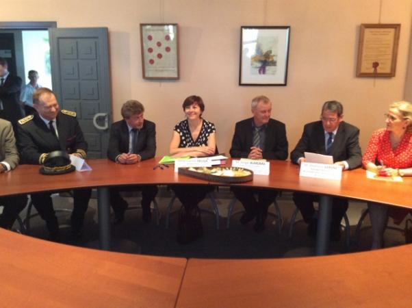 6es rencontres parlementaires sur la securite